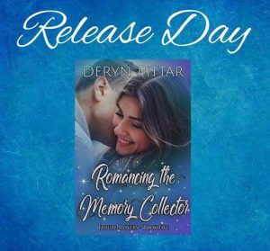 New Release: Romancing the Memory Collector by Deryn Pittar