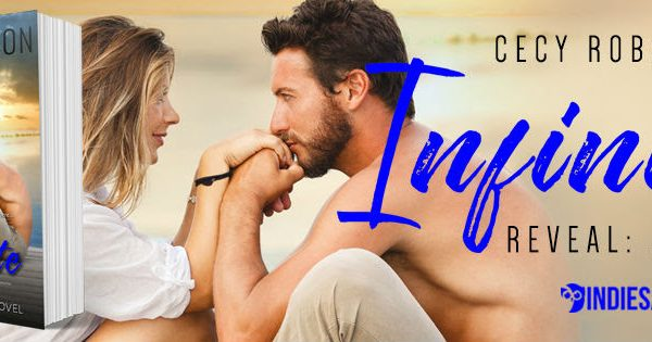 Cover Reveal: Infinite by Cecy Robson