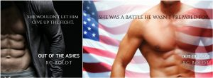 Cover Re-Reveal: Out Of Series by RC Boldt