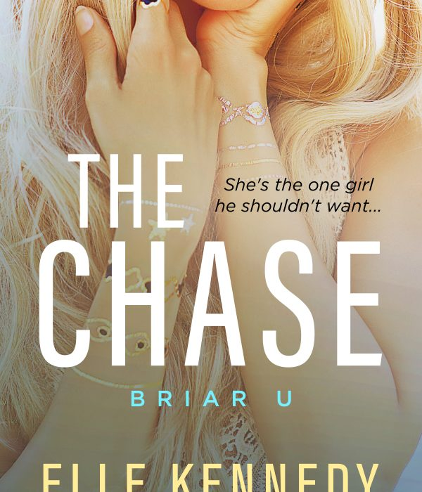 Cover Reveal: The Chase by Elle Kennedy