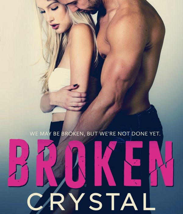 Review: Broken by Crystal Kaswell