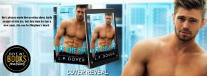 Cover Reveal: Off the Ice by L.P. Dover