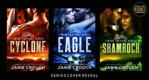 Series Cover Reveal: Linear Tactical Series by Janie Crouch
