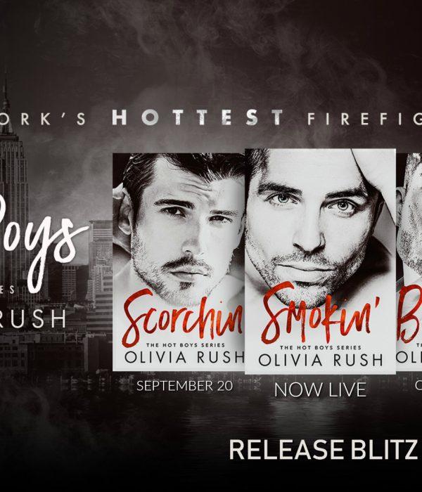 Release Blitz: Smokin' by Olivia Rush