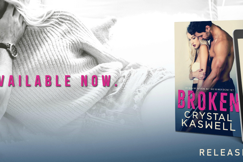 Release Blitz: Broken by Crystal Kaswell