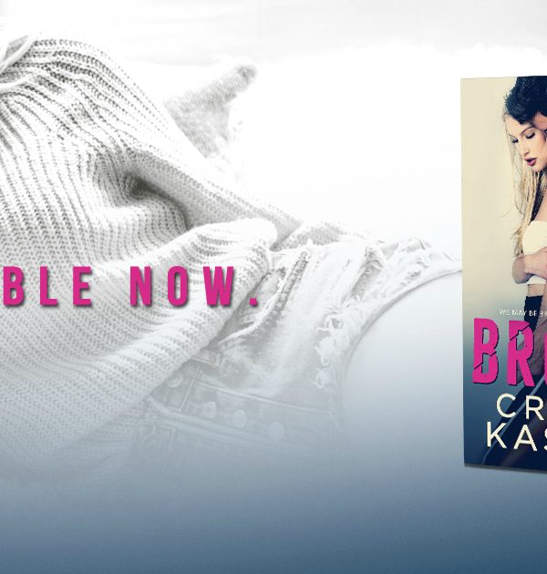 Release Blitz: Broken by Crystal Kaswell