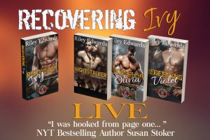 Blog Tour: Recovering Ivy by Riley Edwards