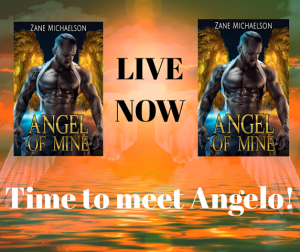 New Release: Angel of Mine  by Zane Michaelson