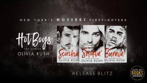 Release Blitz: Scorchin' by Olivia Rush