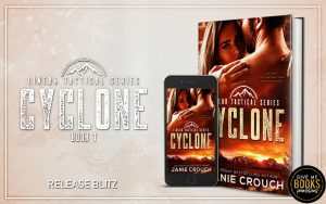 Release Blitz: Cyclone by Janie Crouch