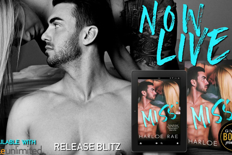 Release Blitz: MISS by Harloe Rae