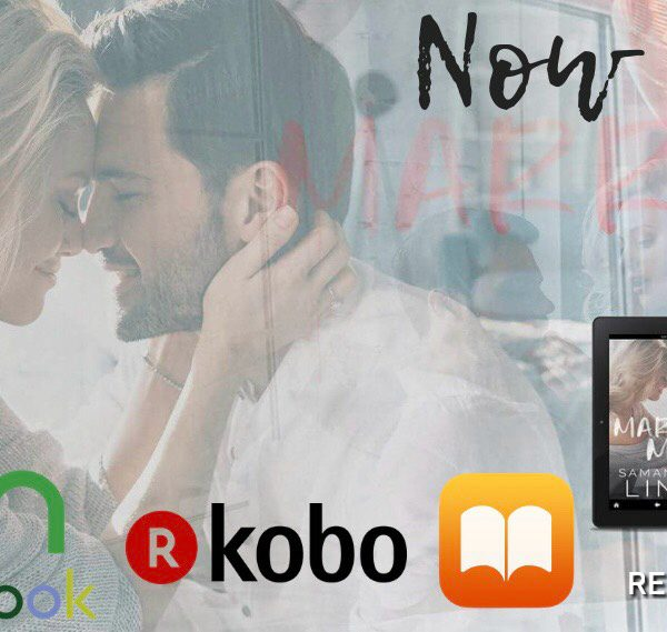 Release Blitz: Marry Me by Samantha Lind