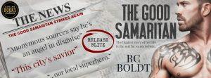 Release Blitz: The Good Samaritan by RC Boldt