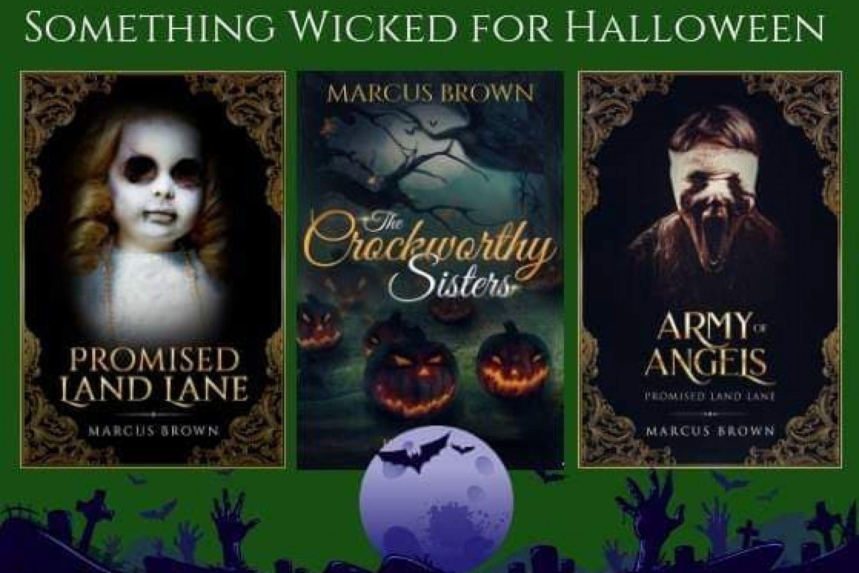 Halloween Treats by Marcus Brown