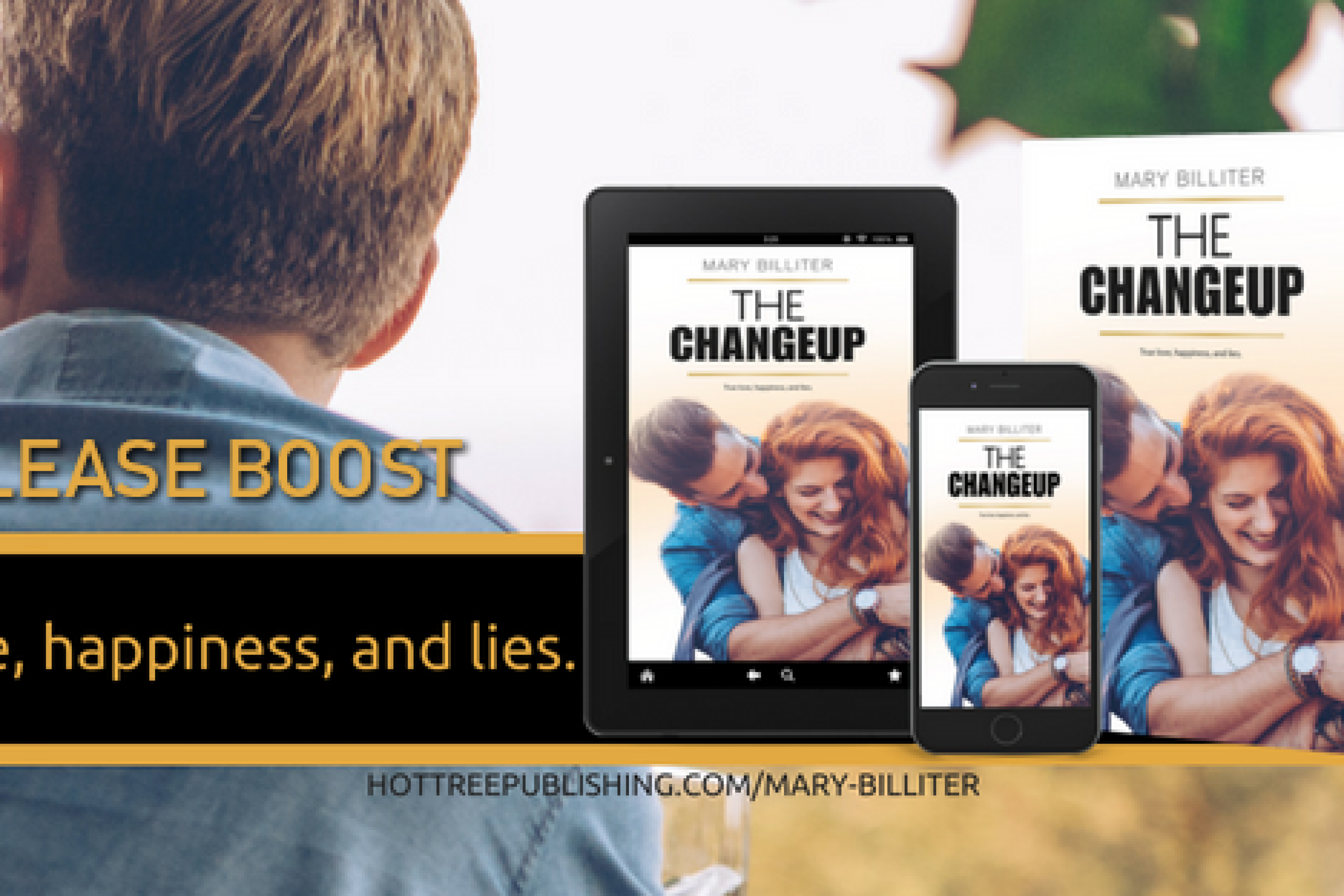 Release Boost: The Changeup by Mary Billiter