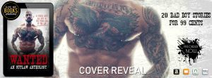 Cover Reveal: Wanted: An Outlaw Anthology
