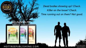 Release Blitz: Dead in the Garden by Dahlia Donovan