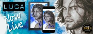 Release Blitz: Luca by Haley Jenner