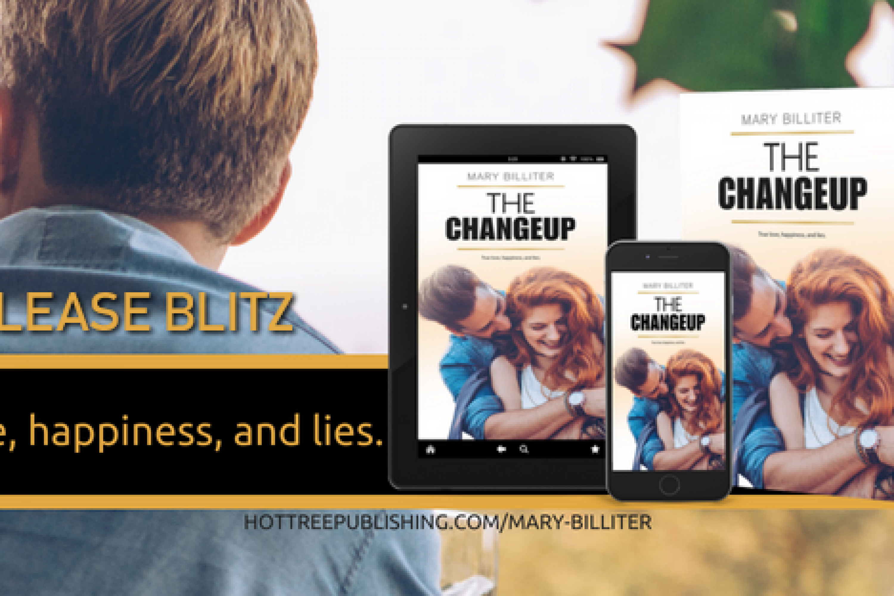 Release Blitz: The Changeup by Mary Billiter