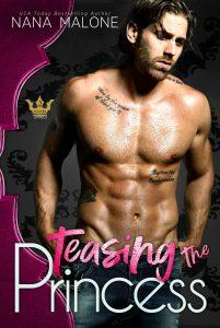Review: Teasing the Princess by Nana Malone