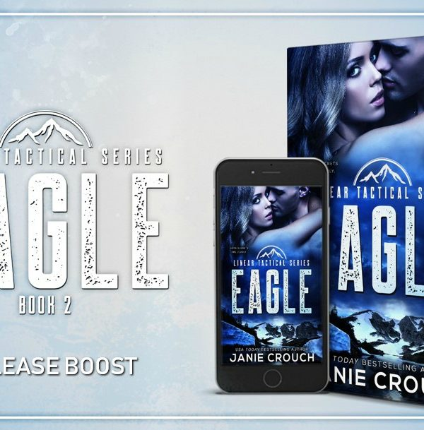 Release Boost: Eagle by Janie Crouch