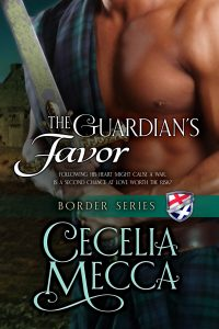 Cover Reveal: The Guardian's Favor by Cecelia Mecca
