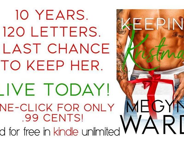 Release Day: Keeping Kristmas by Megyn Ward