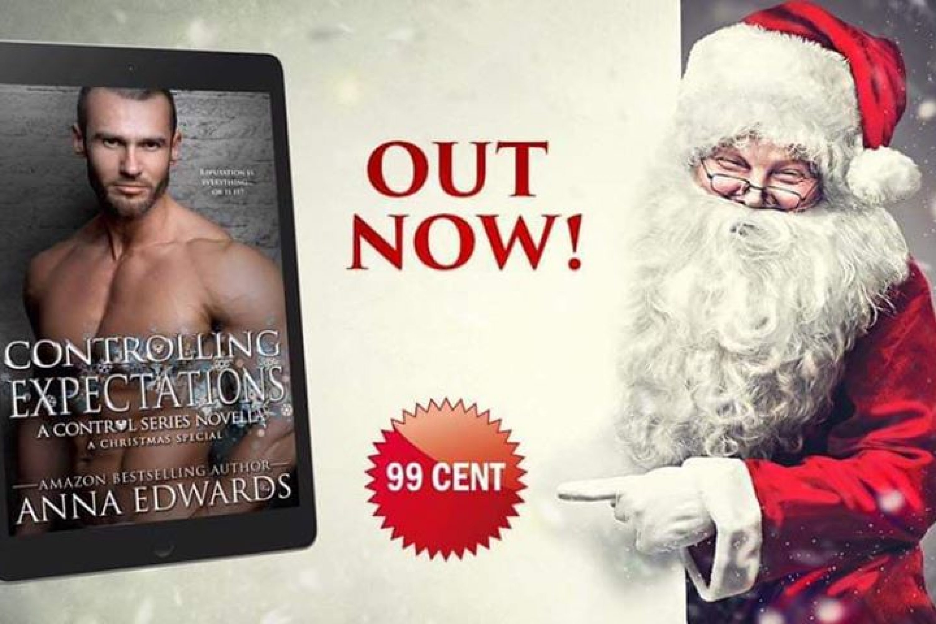 Now Live: Controlling Expectation by Anna Edwards