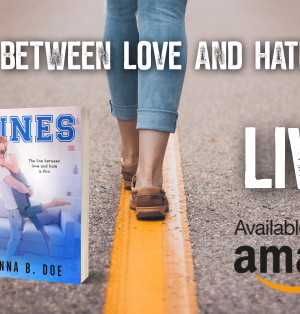 Release Blitz: Lines by Anna B. Doe