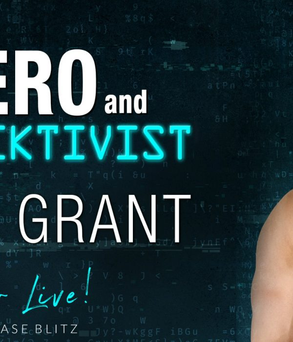 Release Blitz: The Hero and the Hackivist by Pippa Grant