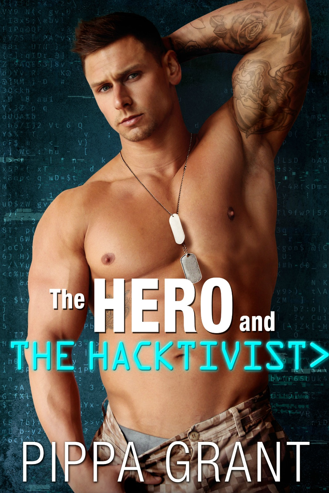 Review: The Hero and the Hacktivist by Pippa Grant