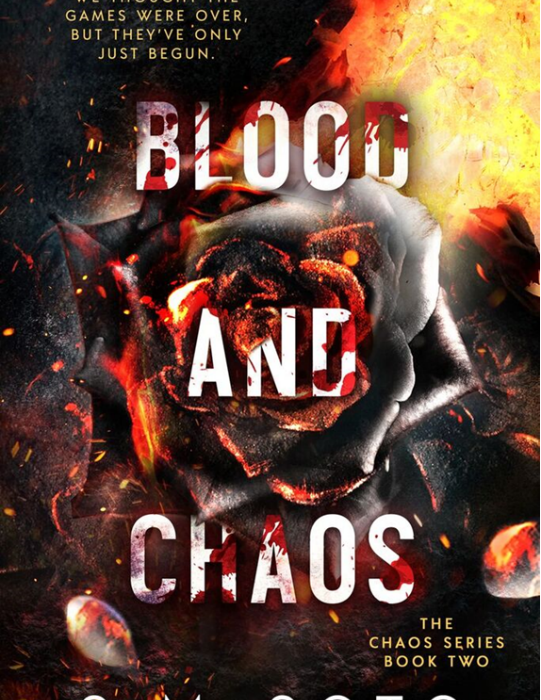 Review: Blood and Chaos by S.M. Soto