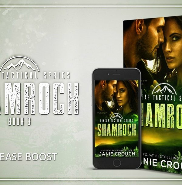 Release Boost: Shamrock by Janie Crouch
