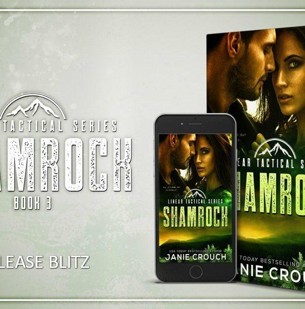 Release Blitz: Shamrock by Janie Crouch
