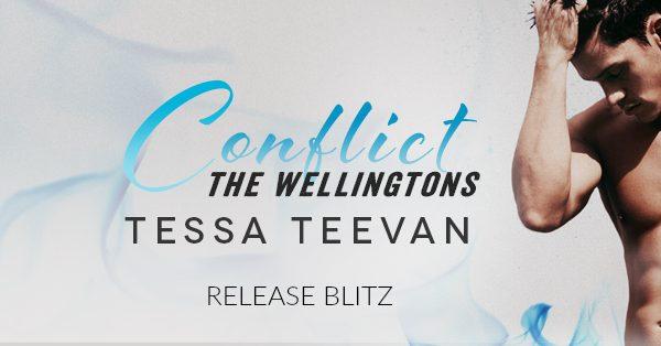 Release Blitz: Conflict by Tessa Teevan