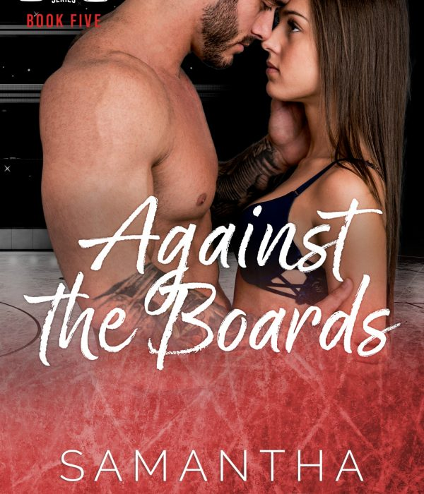 Review: Against the Boards by Samantha Lind