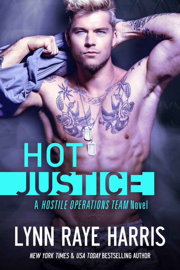 Release Blitz: HOT Justice by Lynn Raye Harris | Love 4 Books