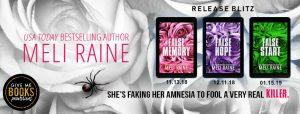 Release Blitz: False Start by Meli Raine