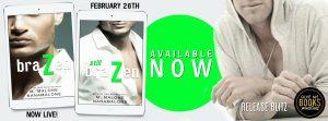 Release Blitz: Brazen by M. Malone & Nana Malone