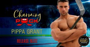 Release Blitz: Charming as Puck by Pippa Grant