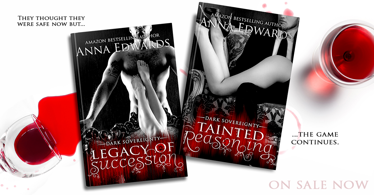 Release Boost: Tainted Reasoning by Anna Edwards