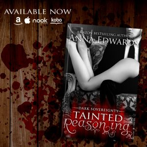 Release Blitz: Tainted Reasoning by Anna Edwards