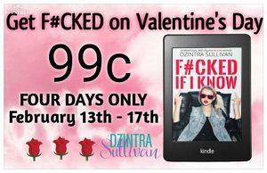 Sale: F#CKED IF I KNOW by Dzintra Sullivan