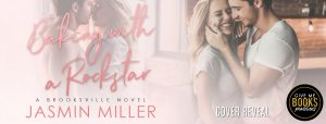 Cover Reveal: Baking with a Rockstar by Jasmin Miller
