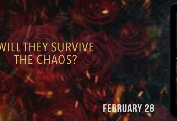 Cover Reveal: Love and Chaos by S.M. Soto