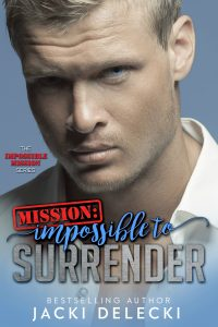 Review: Mission Impossible to Surrender by Jacki Delecki