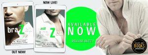 Release Blitz: Still Brazen by M. Malone & Nana Malone