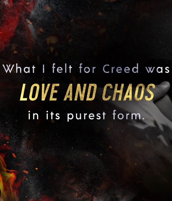 Teaser Reveal: Love and Chaos by S.M. Soto