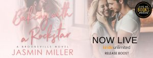 Release Boost: Baking with a Rockstar by Jasmin Miller