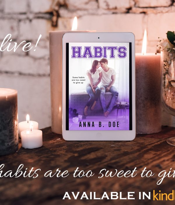 Now Live: Habits by Anna B. Doe